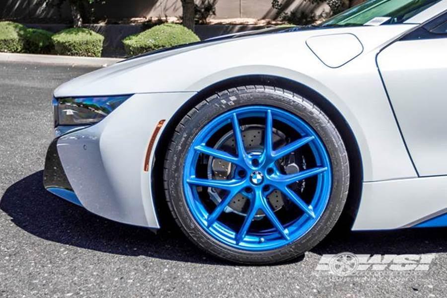 Bmw I8 Wheels Deluxe Customs