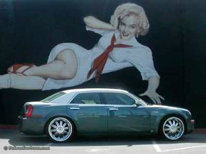 Chrysler 300C 468