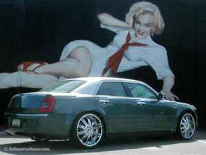 Chrysler 300C 476