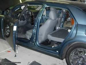 Chrysler 300C 743