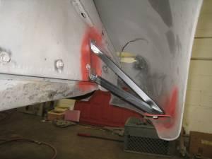 Drvr Rear Support (4)