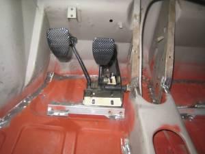 Floor Brackets (4)