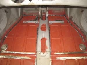 Floor Brackets (8)