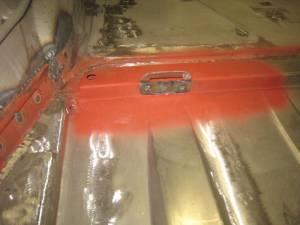 Gas Tank Bracket (8)