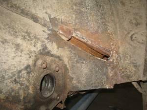 Rust Repair (25)
