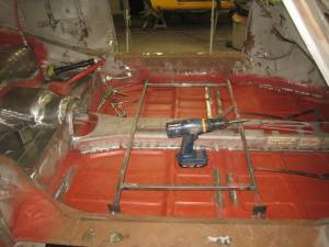 Seat Brack (1)