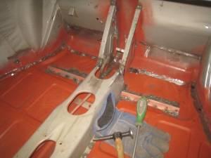 Seat Brackets (12)