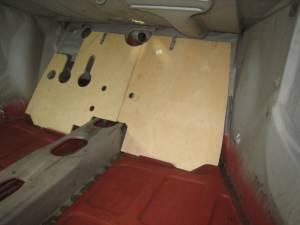 Seat Brackets (5)