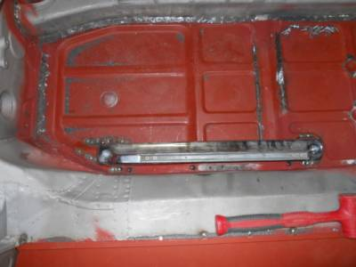 Seat Brackets (6)