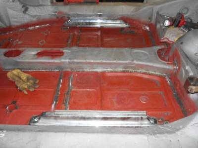Seat Brackets (8)
