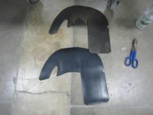 Splash Shields (2)