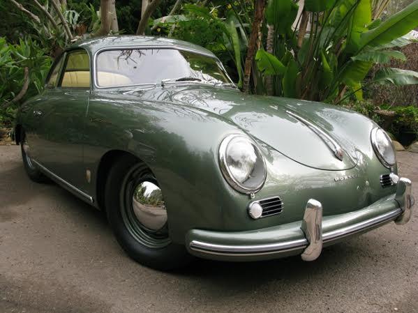1955 Porsche 356 Pre A Continental