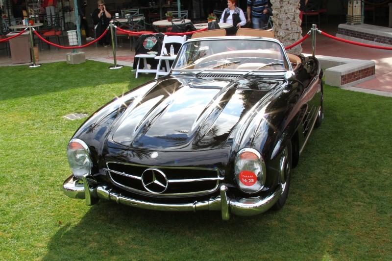 1957 Mercedes 300SL Roadster
