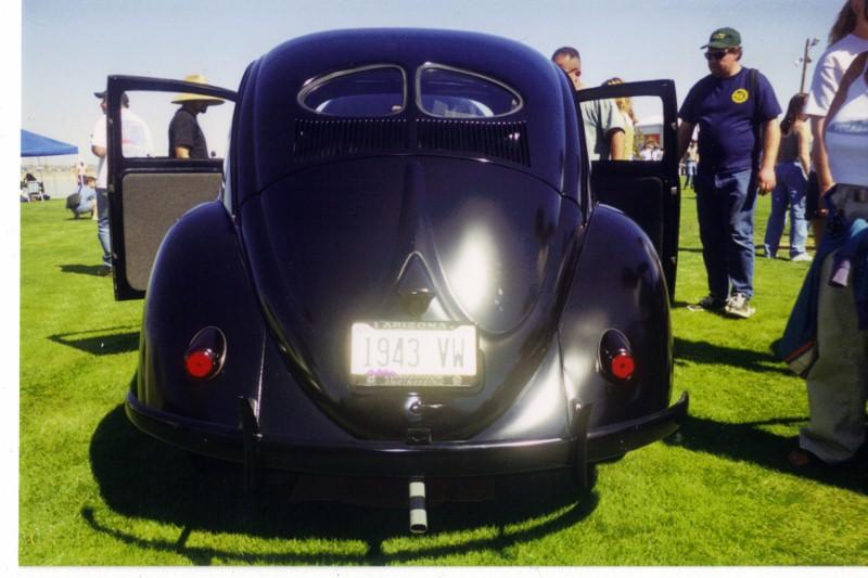 1943 Volkswagen KDF Type 60 Split Window #264