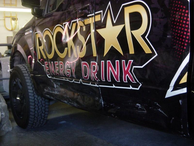 Ford Rockstar Truck