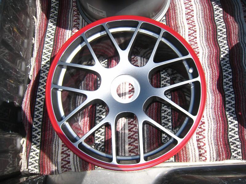Porsche Alloy's