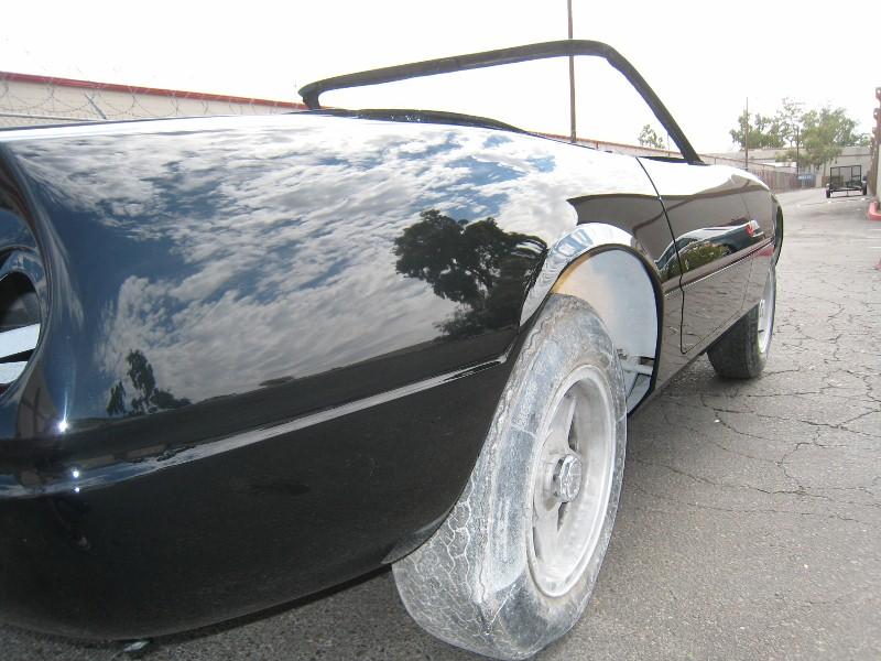 Ferrrari Daytona Spyder