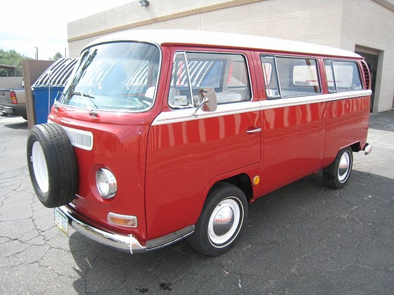 1969 Volkswagen Baywindow Bus