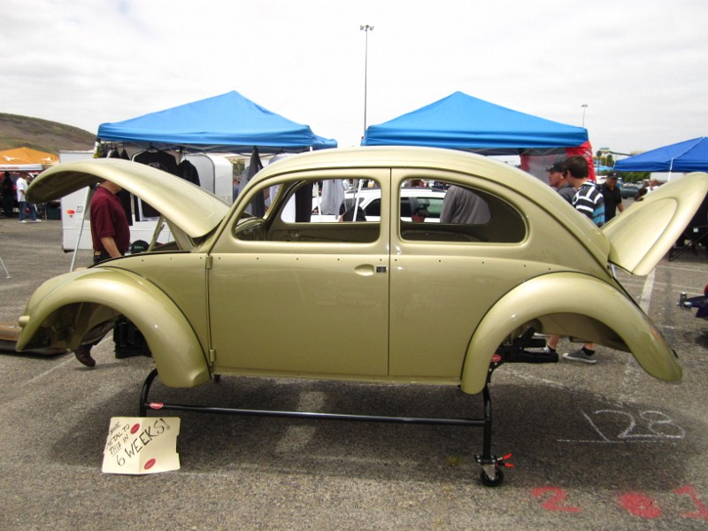 1957 Volkswagen Oval Window Sedan