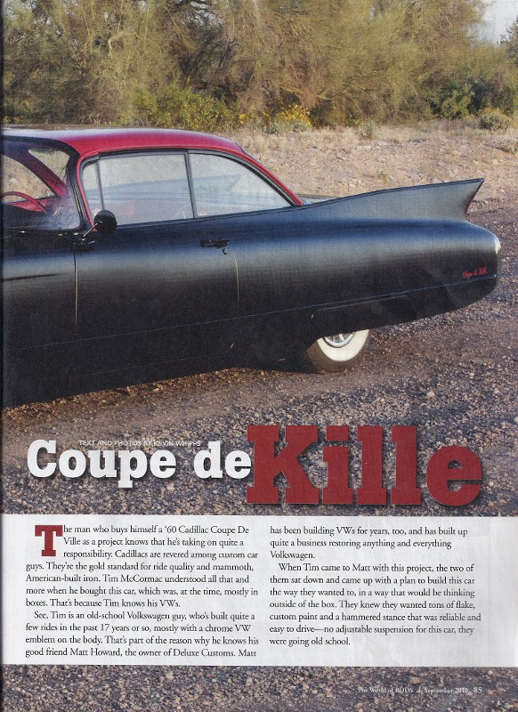 Coupe De Kille