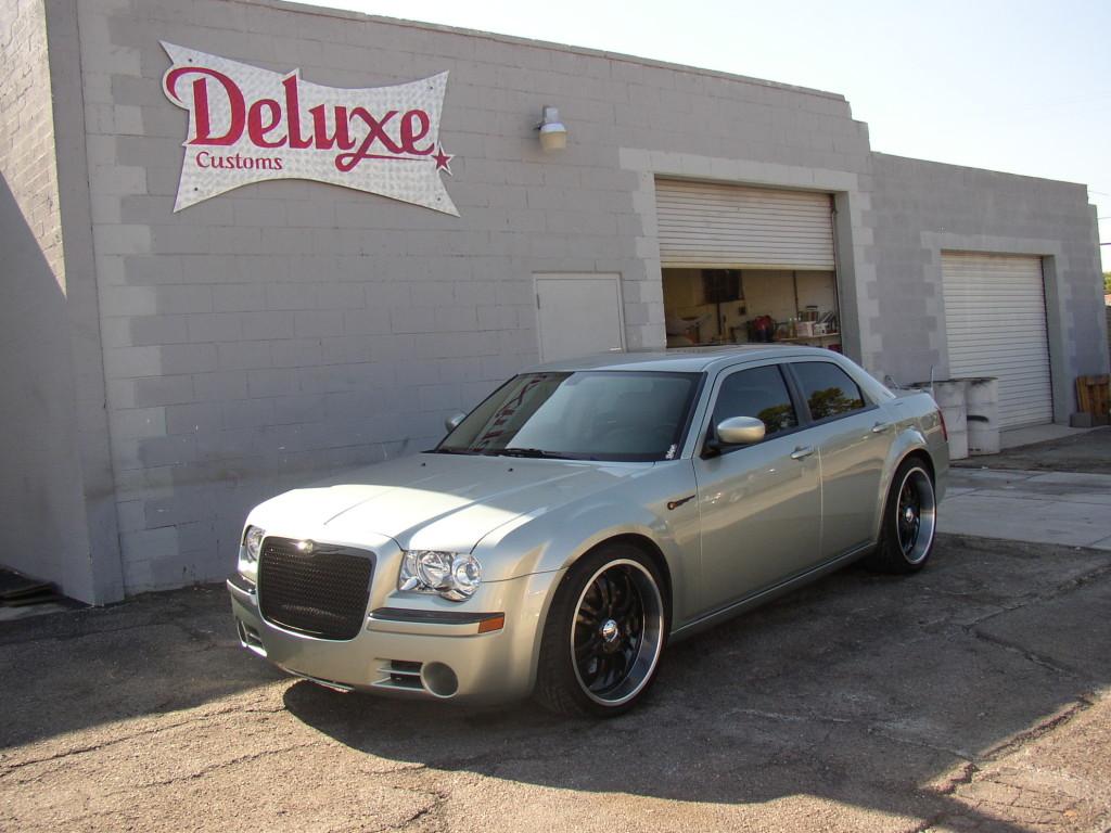 Chrysler 300 Conversion to C