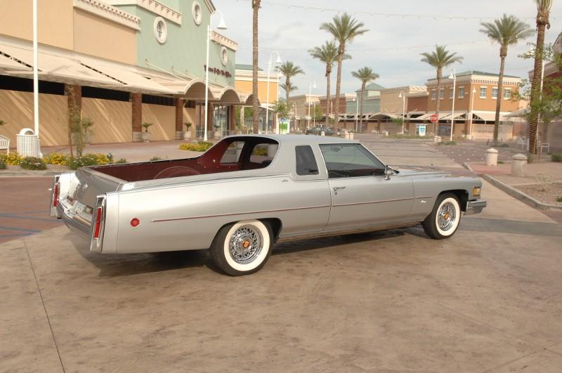 1976 Cadillac Coupe De Ville Mirage