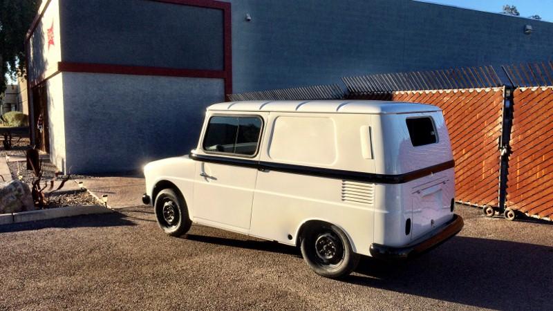 1968 Volkswagen Fridolin Mail Truck