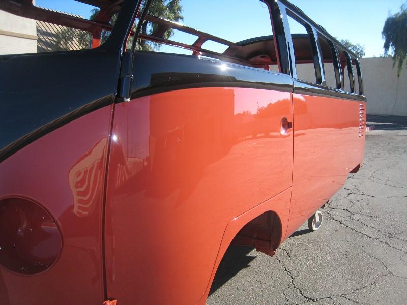 1955 Volkswagen 23 Window Bus