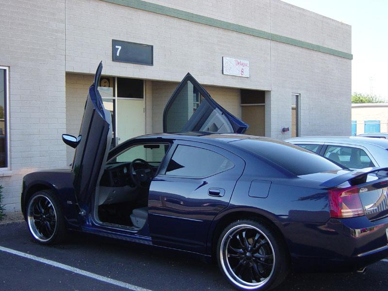 Dodge Charger-Lamborghini Doors