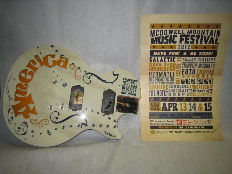 Americana Guitar