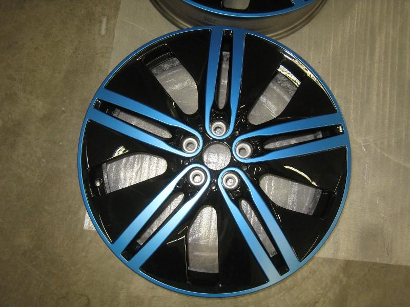 Hybrid Wheels