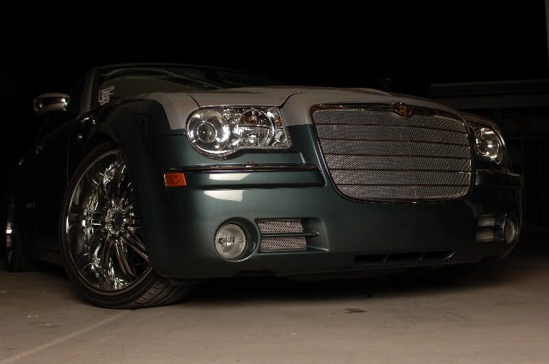 Chrysler 300C Custom Two-Tone