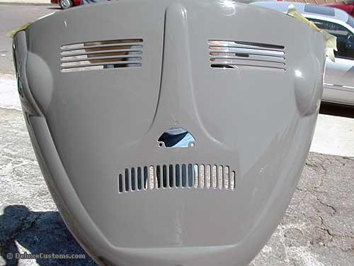 Custom VW Decklid