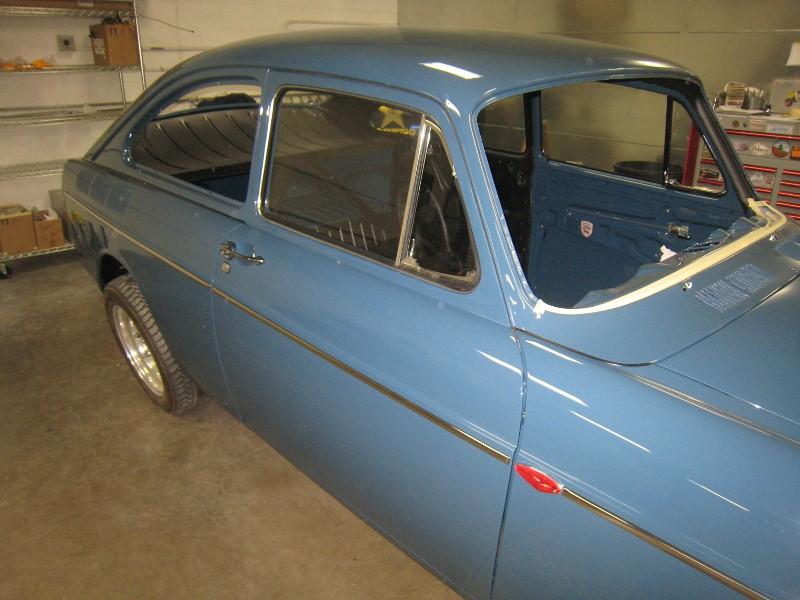1967 Volkswagen Fastback