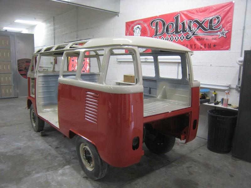 1963 Volkswagen 23 Window Bus