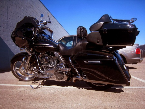 Harley Davidson Bagger  2016 Conversion