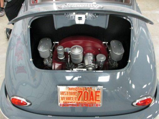 1960 Porsche 356 B Coupe Outlaw